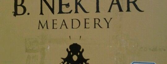 B. Nektar Meadery is one of Michigan Breweries.