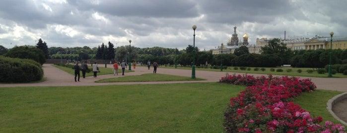 Марсово поле is one of PiterBest.