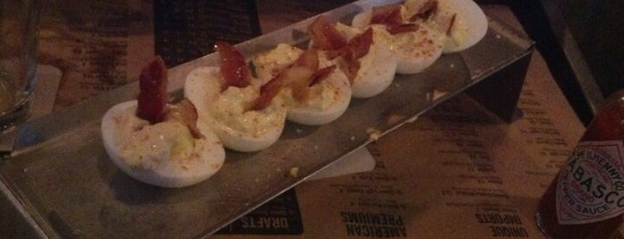 Brick House Tavern + Tap is one of The 15 Best Places with a Happy Hour in Galveston.