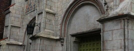 Kościół św. Jakuba is one of Torun Audio Guide.