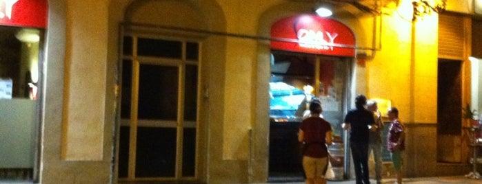 Som.y is one of Menjar a prop de casa.