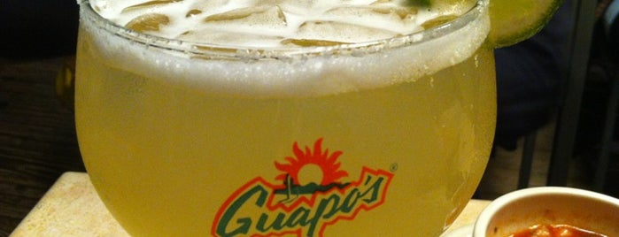 Guapo's Cantina Restaurant is one of Places To Visit That Is All.