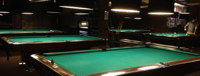Belltown Billiards & Lounge is one of Let's Get Lost.