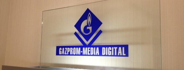 Gazprom-Media Digital is one of Startups World.