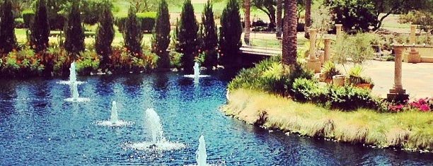 JW Marriott Phoenix Desert Ridge Resort & Spa is one of where I go!.