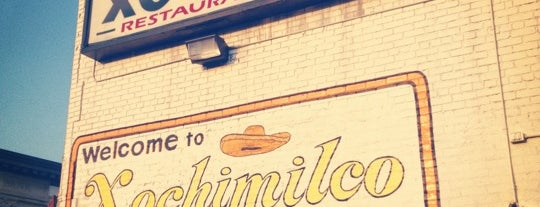 Xochimilco Restaurant is one of The 15 Best Places for Burritos in Detroit.