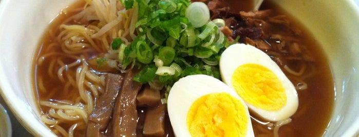 Menkui Tei is one of Vegetarian Ramen in New York.