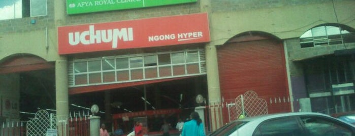 Uchumi Ngong Hyper is one of R&R Program Partners.
