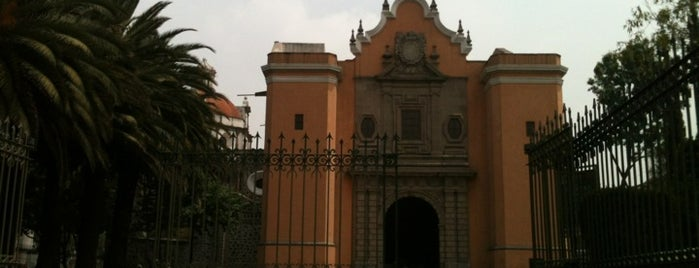 Museo Nacional de la Cartografía is one of Galerías y Museos @ DF.