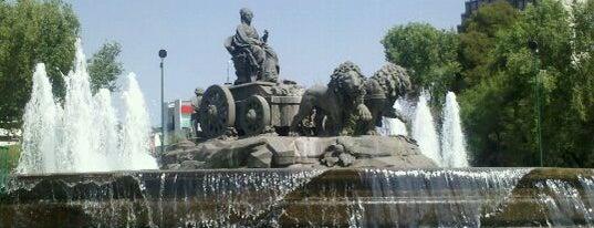 Plaza de la Villa de Madrid is one of ¡Cui Cui ha estado aquí!.