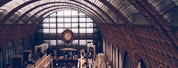 Librairie du Musée d'Orsay is one of Paris.