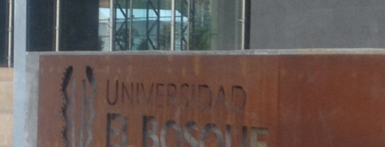Universidad El Bosque is one of Universidades Colombia.