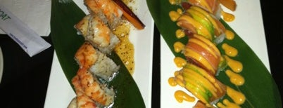 Love Boat Sushi is one of SD.