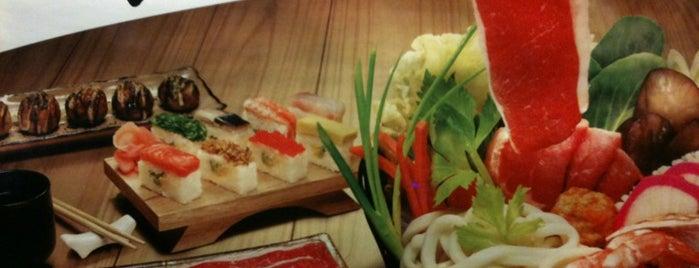 Ryu Shabu-Shabu is one of Top picks for Japanese and Korea Restaurants.