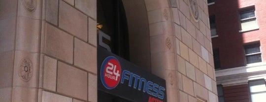 24 Hour Fitness List