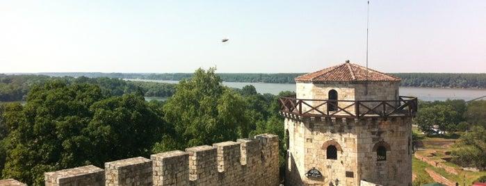 Belgrade Fortress Kalemegdan is one of Belgrade.