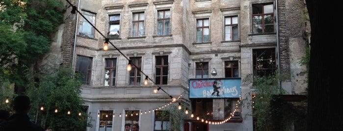 Clärchens Ballhaus is one of Berlin, baby!.