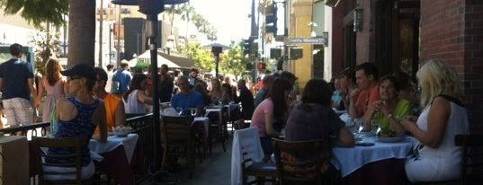 Trastevere is one of Nolfo California Foodie List.
