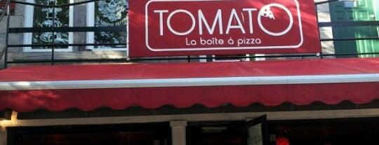 Tomato La Boîte à Pizza is one of Meilleurs restos à Montréal (Qualité/Prix).