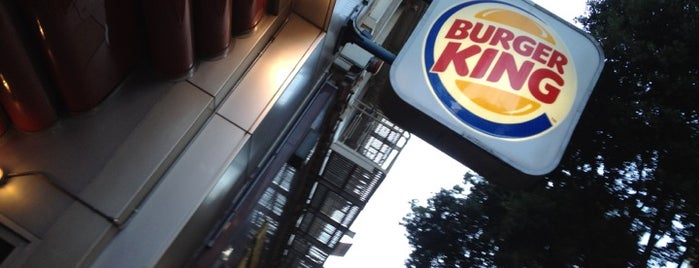 Burger King is one of Stacey and Me.