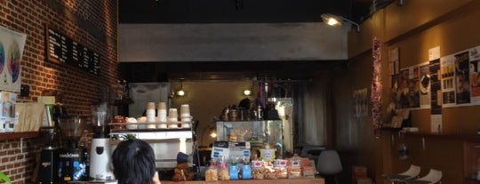Pacamara Boutique Coffee Roasters is one of Best Chiang Mai Coffee Spots.