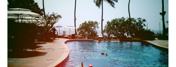 Sun-n-Sand Hotel is one of <Mumbai's Best Hotels>.