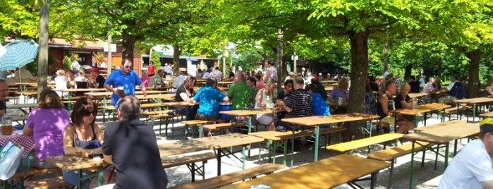 Michaeligarten is one of Restaurants in München.