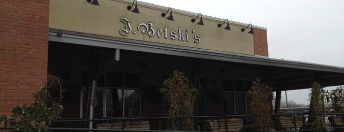 J. Betski's is one of Raleigh Favorites.