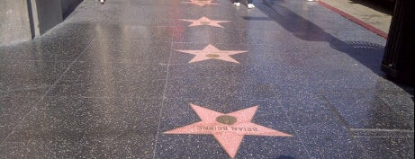 Hollywood Walk of Fame is one of Must Visit - LA.