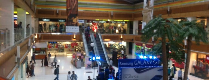 Iscon Mall is one of Best Places to Shop in Ahmedabad.