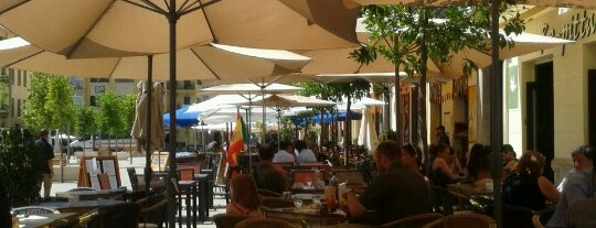 Plaza de la Merced is one of Málaga: Coffee, brunch, shopping & chill places!.