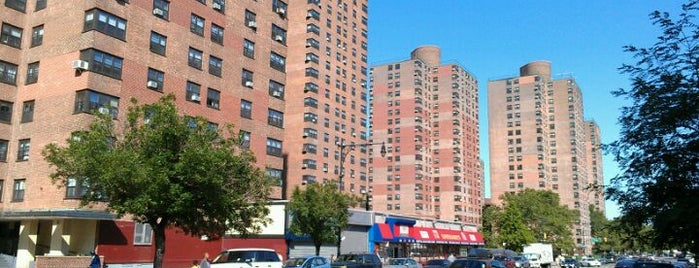 East Harlem is one of Harlem.