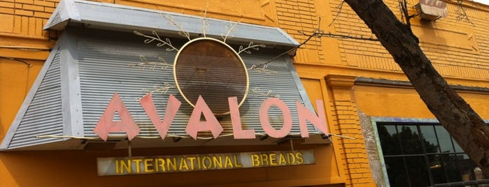 Avalon Bakery is one of Better Fast Food.