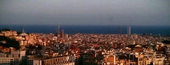 Mirablau is one of Mejores Terrazas en Barcelona.