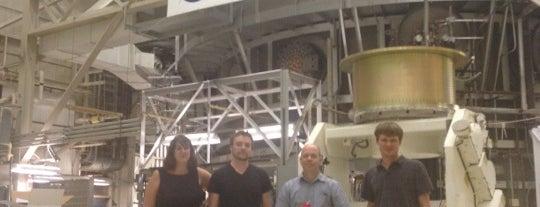 NASA Goddard Space Flight Center is one of WVU Around the World.