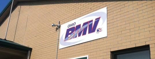 columbus ohio bmv driving test locations