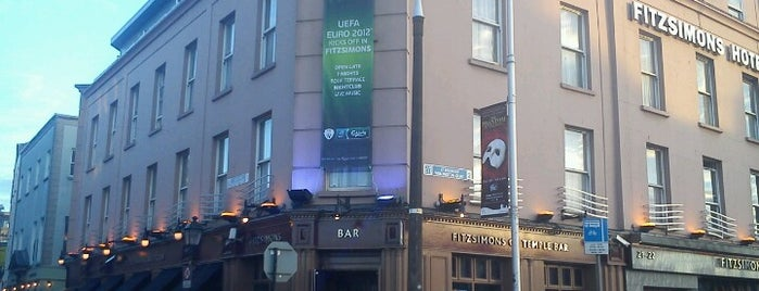 Fitzsimons Bar is one of Guide to Dublin's best spots.
