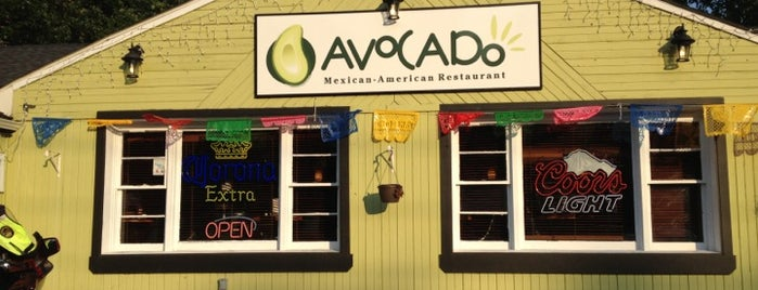 Avocado Restaurant In Fishkill New York