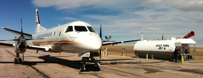 Rapid City Regional Airport (RAP) is one of Other Airports.