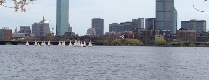 Charles River Bike Path is one of Boston.