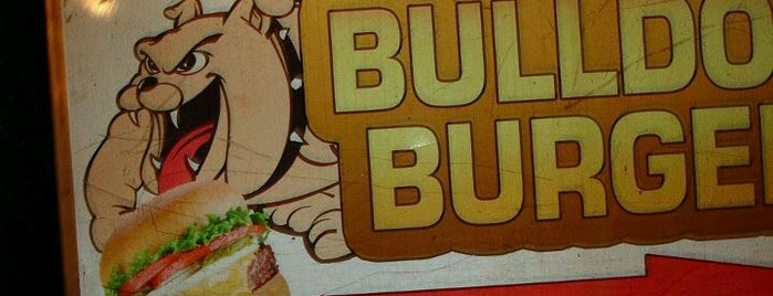 El Bull Dog Burger is one of Puerto Rico:Explore Beyond the Shore.