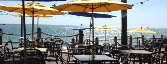 Jimmy's Fish House & Iguana Bar is one of The 15 Best Places for Sunsets in Clearwater.