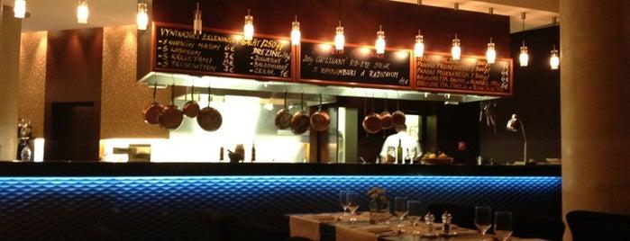 Toscana is one of TREND Top restaurants.