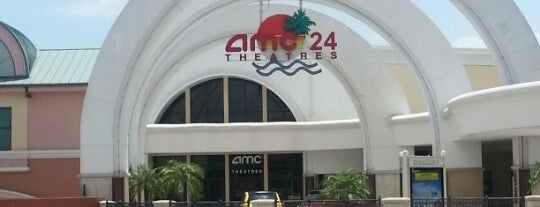 AMC Sunset Place 24 is one of Miami's must visit!.