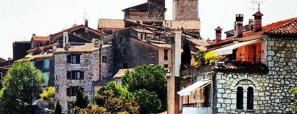 Saint-Paul-de-Vence is one of have don it.