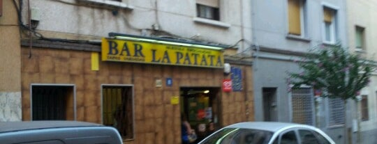 Bar La Patata is one of BCN.