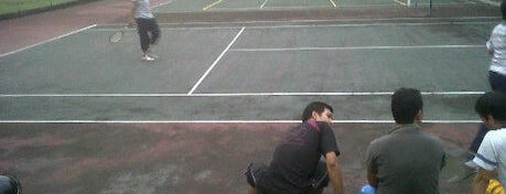 UKM Tennis Courts is one of Favorite Great Outdoors.