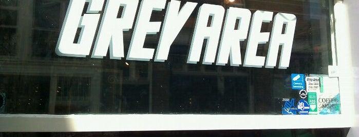 Grey Area Coffeeshop is one of Amsterdam.