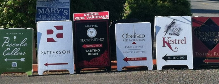 Woodinville Warehouse Winery District is one of Woodinville Wineries.