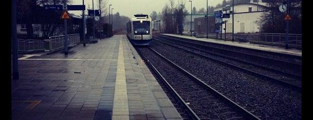 Bahnhof Bad Tölz is one of Bahnhöfe DB.